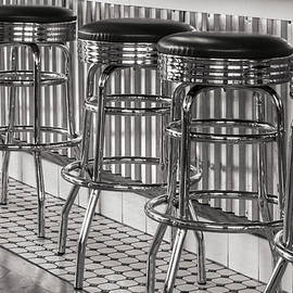 Five Barstools and Counting by Kathi Isserman