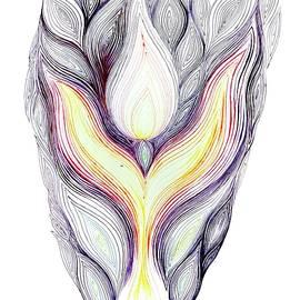 Flame of life by Chirila Corina