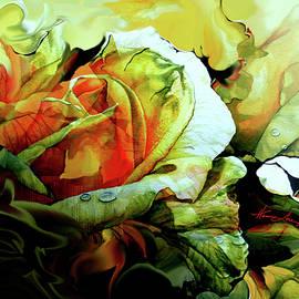Flamenco Rose by Hanne Lore Koehler