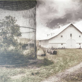 Flatwood Acres Barn 1 by Jim Love