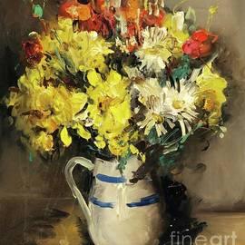 Fleurs 1959
