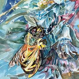 Flight of the Bumble Bee by Mindy Newman