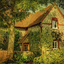 Flint House In The Country by Chris Lord