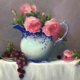 FLO Blue by Carole E Raymond