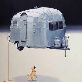 Floating Air Stream by Jeffrey Bess