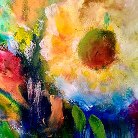 Floral Bright by Patricia Clark Taylor