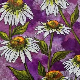 Floral Fanfare by Vardi Art