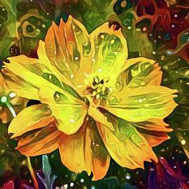 Floral Fantasy by Susan Maxwell Schmidt
