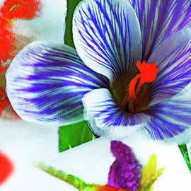 Floral Happiness. by Alexander Vinogradov