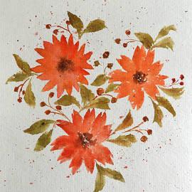 Floral wreath by Sonali Gangane