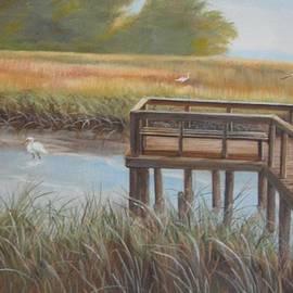 Florida Wetlands by Teresa Trotter