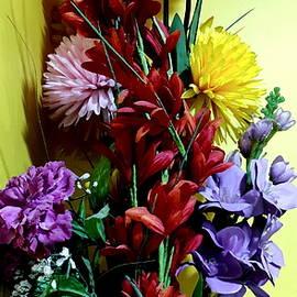 Flower Banquet by Anand Swaroop Manchiraju