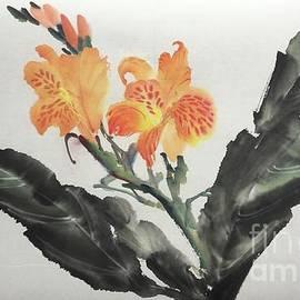 Pretty Flower by Carmen Lam