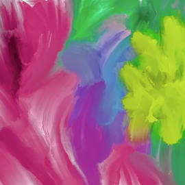 Flower fantasy #k5 by Leif Sohlman