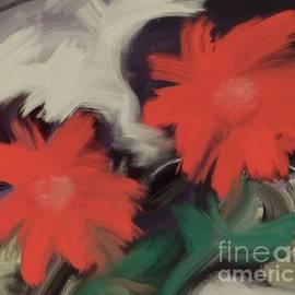 Flower in Love by Susanna Schorr