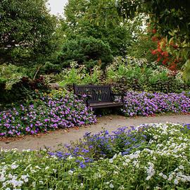 Flower Seating by Deb Beausoleil