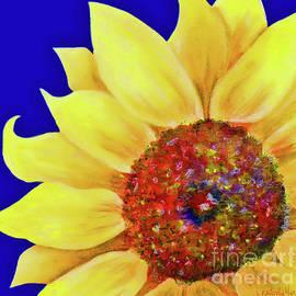 Sun Flowers Joy by Janie Easley Ballard