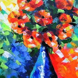 Flower Vase by Liviuflorin Art