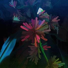 Flowering Happy Plant Industrial Feel by Joan Stratton