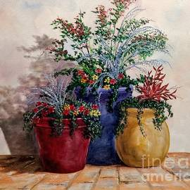 Flowers For Marsha by Lee Piper