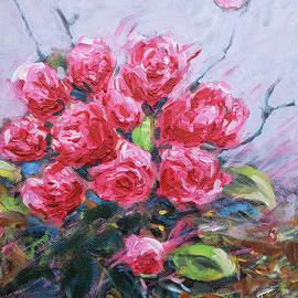 Flowers from my garden 21 by Uma Krishnamoorthy