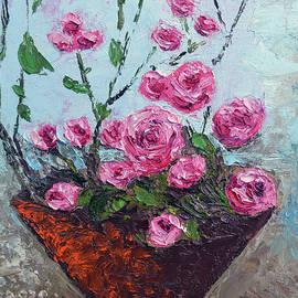 Flowers from my garden 3 by Uma Krishnamoorthy