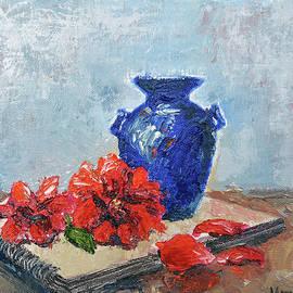 Flowers from my garden 8 by Uma Krishnamoorthy
