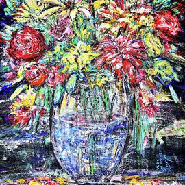 Flowers HB by Viktor Lazarev