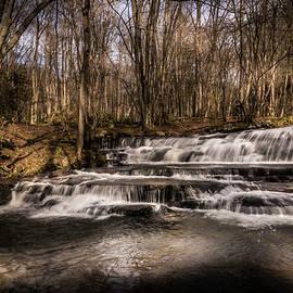 Flowing Solitude by Jim Love
