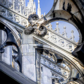 Flying Buttress by Andrew Cottrill