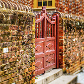 Focus on the Gate by Kathi Isserman