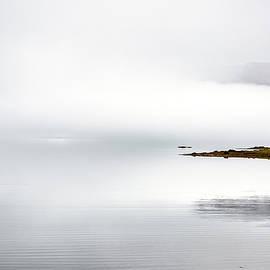 Fog-covered Fjord by Jan Fijolek