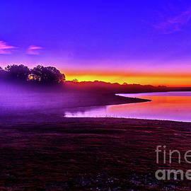 Foggy Morning by Bob Marquis