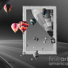 Follow Your Dreams selective color by Edith Dooley