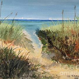 Folly Beach by Inez Ellen Titchenal