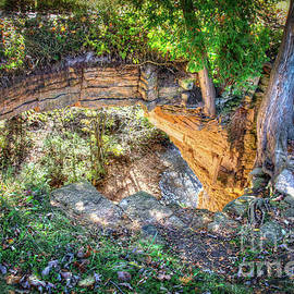Fonferek Glen Rock Bridge by Deborah Klubertanz