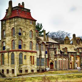 Fonthill Castle Doylestown PA by James DeFazio