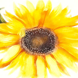 For the Love of Sunflowers by Susan Hope Finley