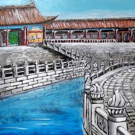 Forbidden City  by Irving Starr