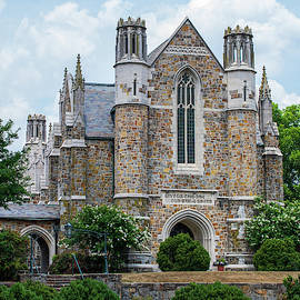 Ford Dining Hall Berry College by Mary Ann Artz