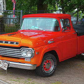 Ford F100, 1959 by Peter-Michael Von der Goltz