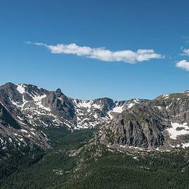 Forest Canyon Overlook  Rocky Mountain National Park by NaturesPix