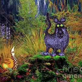 Forest Floor Meeting by Linda De Klein