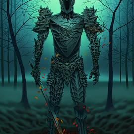 Forest Knight by Ben Yu