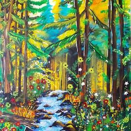 Forest love by Supriya Sharma