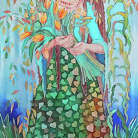 Forest Maiden by Tatiana Belyatskaya