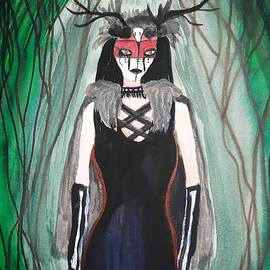 Forest Witch  by Vale Anoa'i