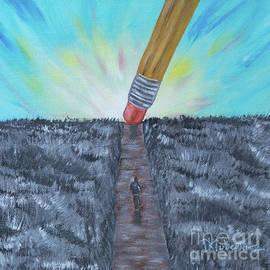 Forge Ahead by Deborah Klubertanz