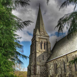 Forgue Church Aberdeenshire 1856 Scotland by OBT Imaging