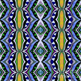 Forming New Patterns 4 by Helena Tiainen